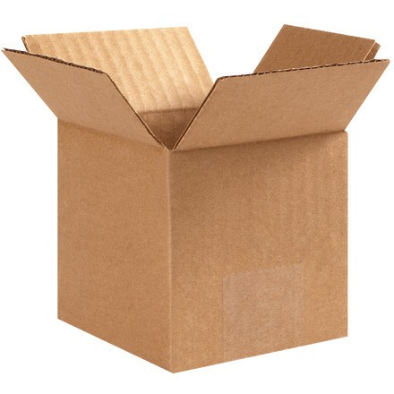 Boxes - Brown Corrugated