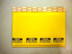 "2.) 200 #VHS 12"" X 7.5"" Kraft (usable space 11.5"" x 7"")"