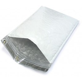 "J1) 25 Jumbo Poly Bubble Mailers (10.25"" X 14.75"")-0"