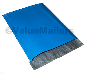 1000 12x15.5 Blue Poly Mailers-0